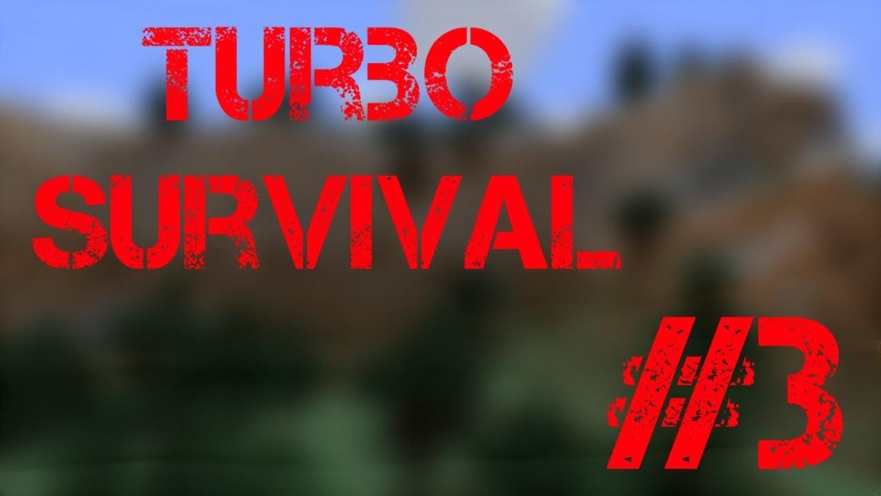 TurboSurvival | Prace Wykończeniowe | #3