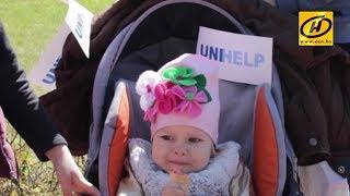 UNIHELP  волонтёры помогают белорусским детям