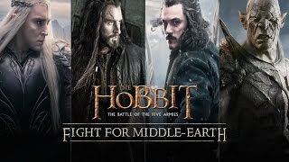 The Hobbit: The Battle of The Five Armies - Gameplay Video