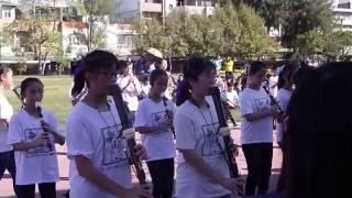 61週年育賢校慶 直笛團表演