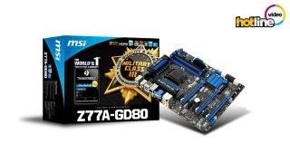 обзор MSI Z77A-GD80