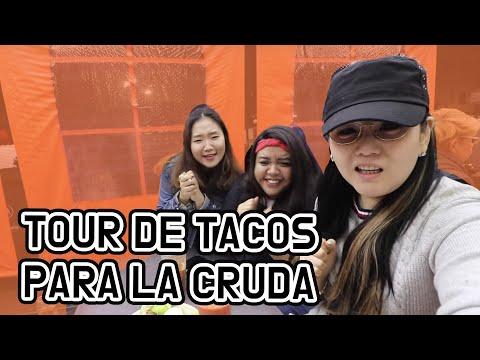 TOUR DE TACOS PARA LA CRUDA