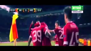 Manchester United Vs Midtjylland 5 1 Marcus Rashford Goal Europa League 2016   YouTube 360p