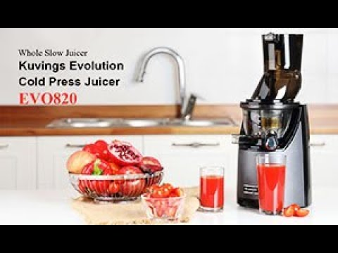 Kuvings Evolution Cold Press Juicer - Ev0820 Experience ...