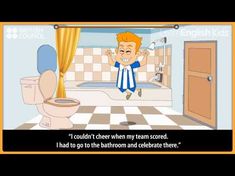 My secret team - Kids Stories - LearnEnglish Kids British Council