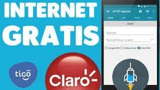 Como tener Internet Gratis TIGO y Claro Colombia 2017