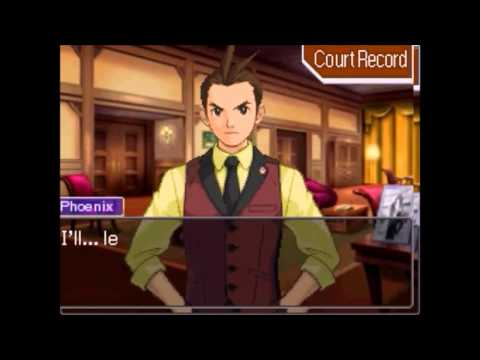 Let's Play Turnabout Curtain [BLIND] Part 2: Lure Mansion