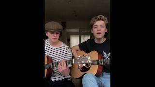 Lost In Japan cover by New Hope Club