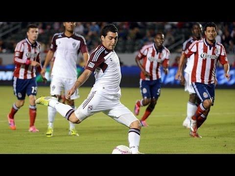 HIGHLIGHTS: Chivas USA vs. Colorado Rapids