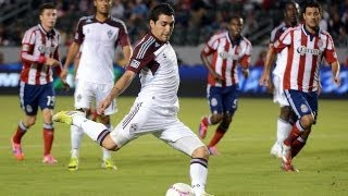 HIGHLIGHTS: Chivas USA vs. Colorado Rapids