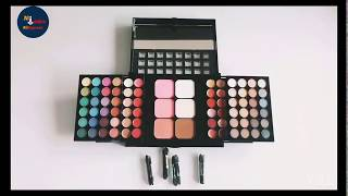 Under $15 Professional Makeup Set Box / 78 Color Make Up Sets review on #AliExpress + AliAddict