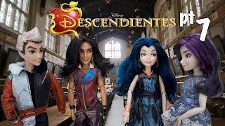 Disney Descendientes Muñecas | Episodio 7 | Mal Evie Ben Jay Carlos