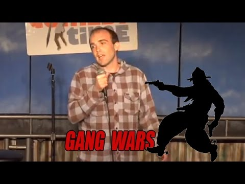 Gang Wars (Stand Up Comedy)