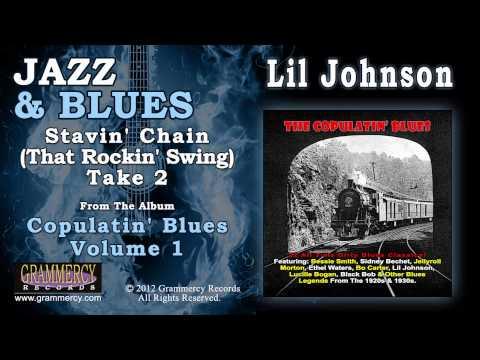 Lil johnson stavin chain that rockin swing take 2