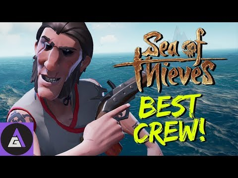 WE ACTUALLY GOT INTO A GAME!! | Sea of Thieves PC Multi-Cam Stream