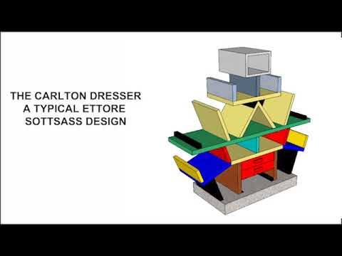 INTRODUCTION TO ETTORE SOTTSASS