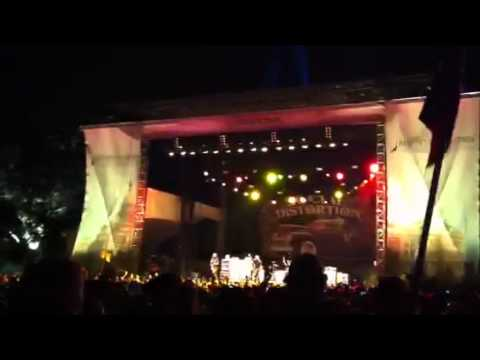 Social Distortion @ Austin City Limits (ACL) plays Ring of