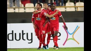 Persepolis 3-0 Nasaf (AFC Champions League 2018: Group Stage)