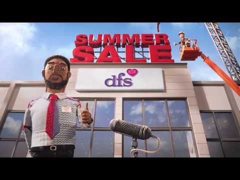 DFS | 2017 | Summer Sale TV Advert