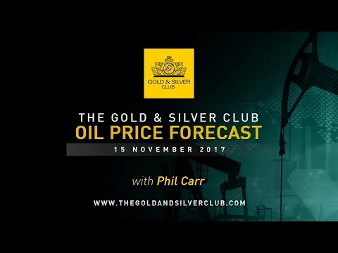 The Gold & Silver Club | Oil Price Forecast: Nov 15, 2017 | Is Oil Price Heading Back Below $50?
