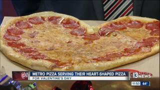 Metro Pizza celebration National Pizza Day