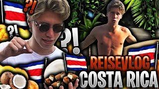 REISER til COSTA RICA helt ALENE på OPPLEVELSESTUR 🏝️🗺️ **Første REISEVLOG utenfor EUROPA**