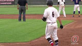 Baseball vs. Western Illinois, Game 3 - Highlights