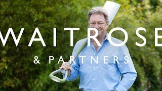 Alan Titchmarsh's Summer Garden | How to Divide Perennials | Waitrose and Partners