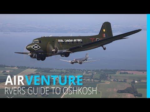 historical-c-47-flight-at-airventure-|-rvers-guide-to-oshkosh