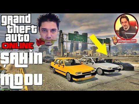 şahin Vs Spor Araba Gta 5 Türkçe Online şahin Modu Bölüm 3 Youtube