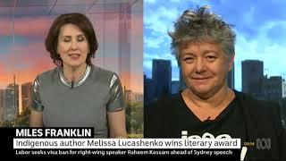 Melissa Lucashenko wins the Miles Franklin 2019 | ABC News Breakfast