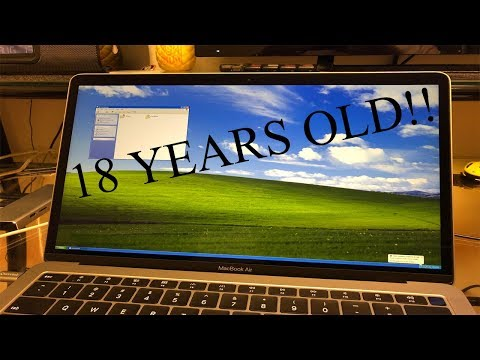 How To Install Windows XP On A Mac In 2019