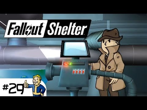 Fallout Shelter - EP29 - Who Is The Mysterious Stranger?