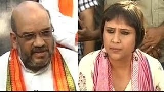 Vadra part of corruption debate, not personal attack - Amit Shah to NDTV