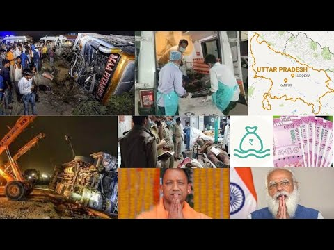 17 killed, 20 injured in bus-tempo collision in Kanpur; PM announces ₹2 lakh ex-gratia