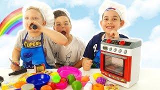 Cucina Con I Super Pigiamini: I Tre Super Eroi Ci Cucinano Nuove Ricette