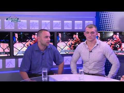 Ecoul Sportului cu Mihai Burciu la Moldova Sport TV Ediția 51 (8 aug 2014)