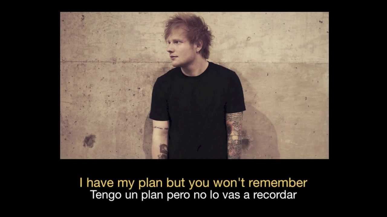 Ed Sheeran So Acoustic Version Hd Sub Español Ingles