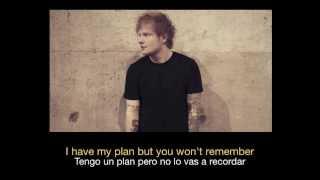 Ed Sheeran - So (Acoustic Version) HD [Sub español - ingles]