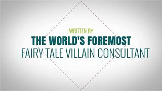Geoffrey P. Ward's Guide to Villainy Book Trailer
