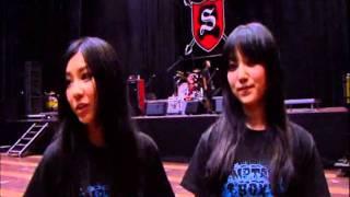 SCANDAL - Temptation Box Tour Documentary (ENG SUB) Part 1