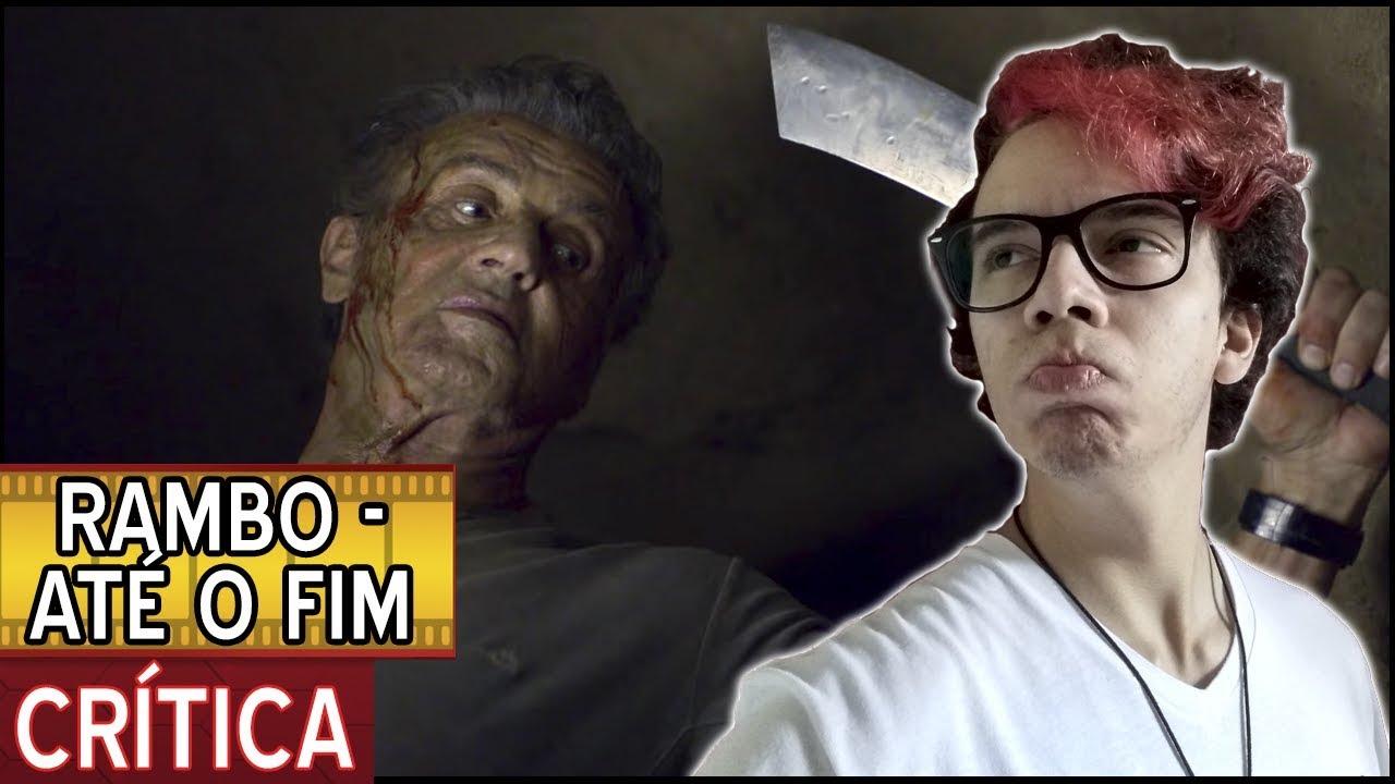 RAMBO - ATÉ O FIM (2019) | Crítica