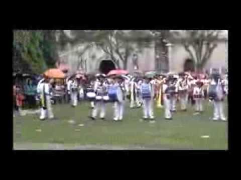 Eastern Quezon College Band Exhibition 2013--Uncut