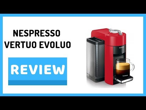 Nespresso Vertuo Evoluo Coffee And Espresso Machine REVIEW | Nespresso Vertuoline Evoluo Review