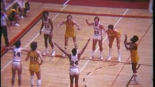 Ball State University Cardinals vs. Western Michigan University Broncos men's basketball, 1979