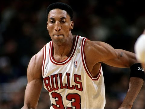 95/96 Chicago Bulls vs Vancouver Grizzlies (24.01.1996) – Scottie Pippen Show!