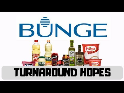 Bunge Stock Analysis - Not A Fan Of Turnarounds Despite Dividend