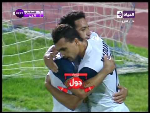 اهداف مباراة  الإسماعيلي و إنبي  2 / 2 الدورى المصرى  2016