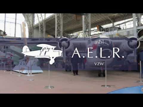 Restoration of vintage aircraft in the Brussels AELR workshop