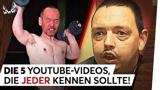 5 YouTube-Videos, die JEDER kennen sollte! | TOP 5